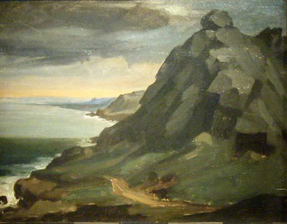 Le_rocher_du_Castel_Vendon_1848